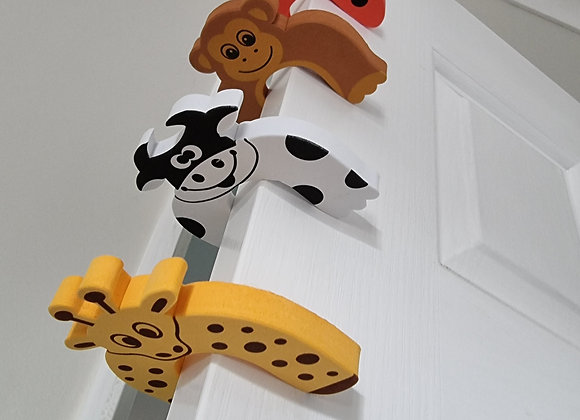 Door safety animals