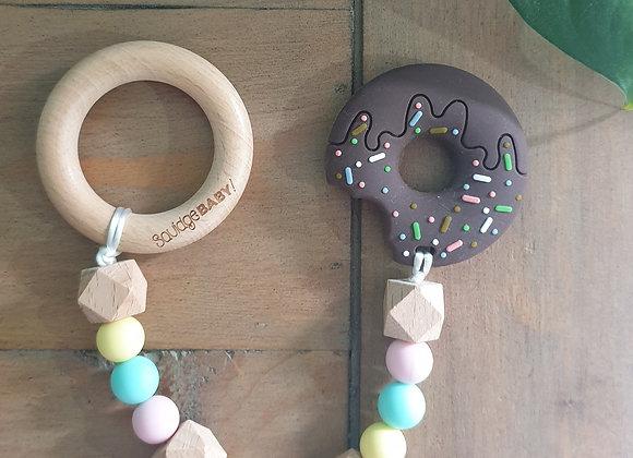 Donut teethers