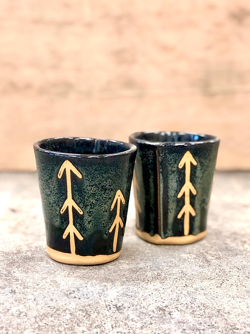 Spruce cup
