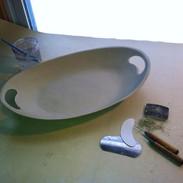 Platter in Progress