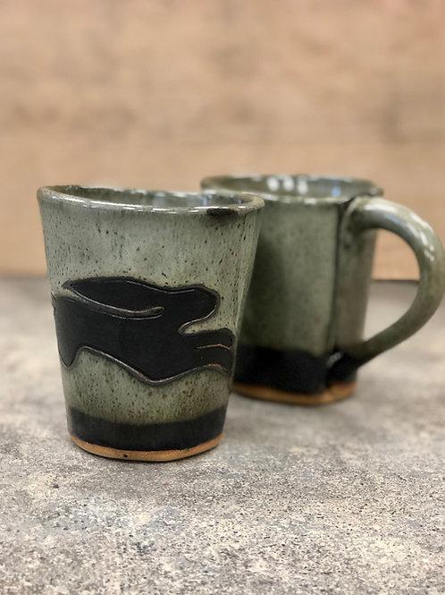 Hare mug