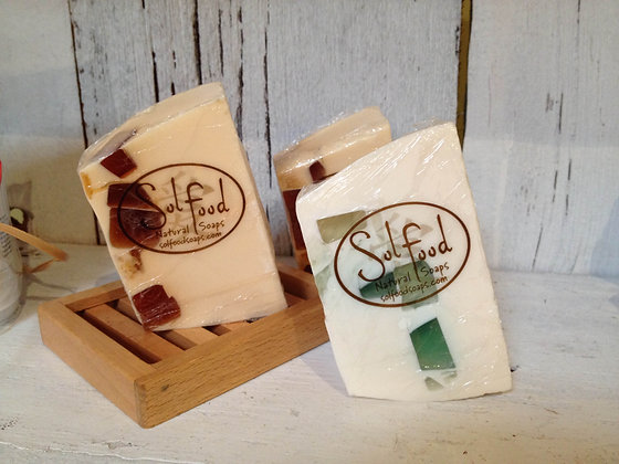 Vegan Organic Bar Soap Pineapple Passion