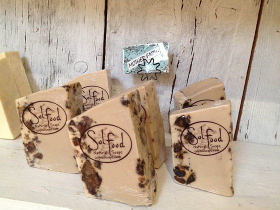 Vegan Organic Bar Soap Mother Earth