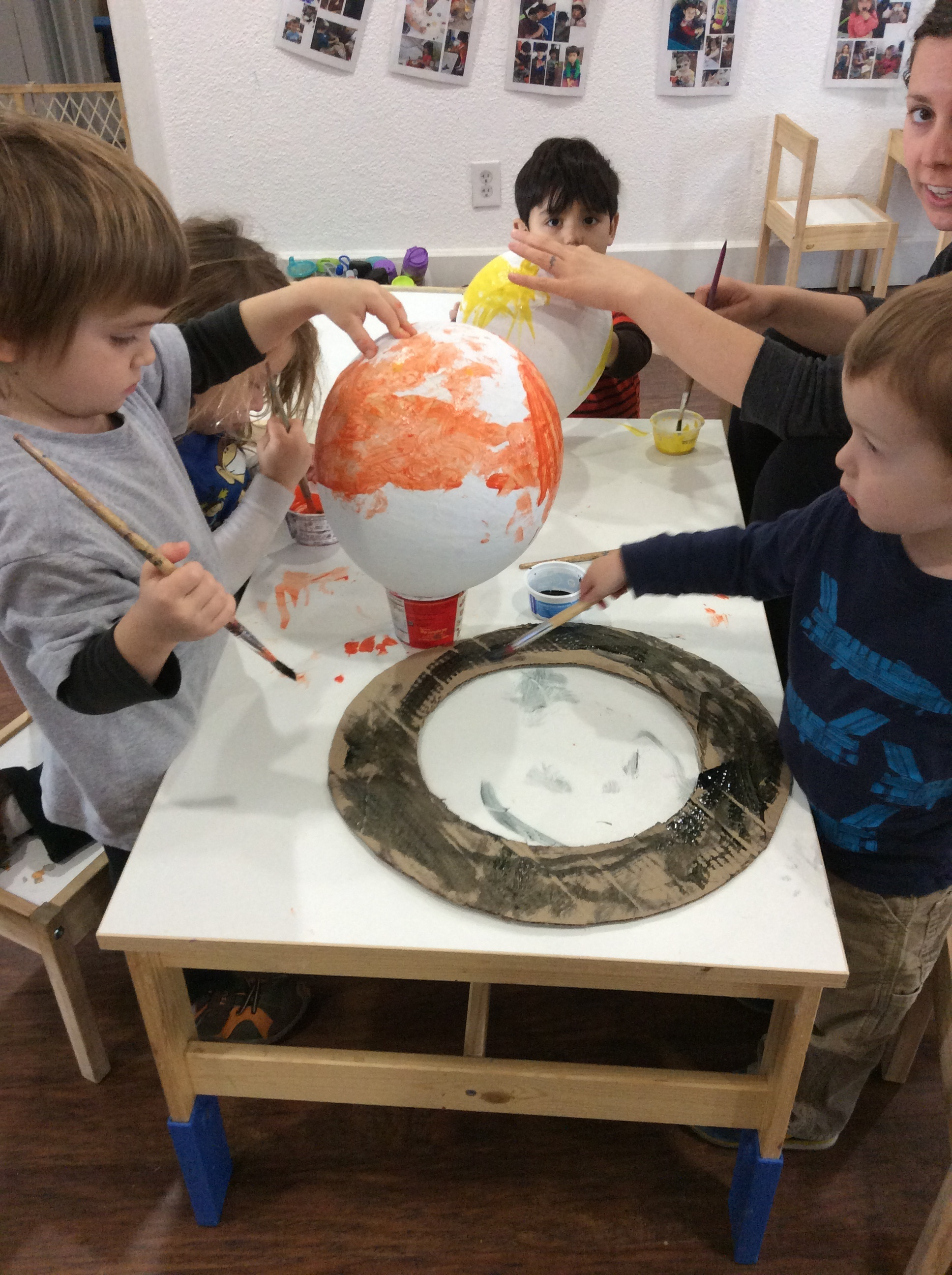 Models of Planets