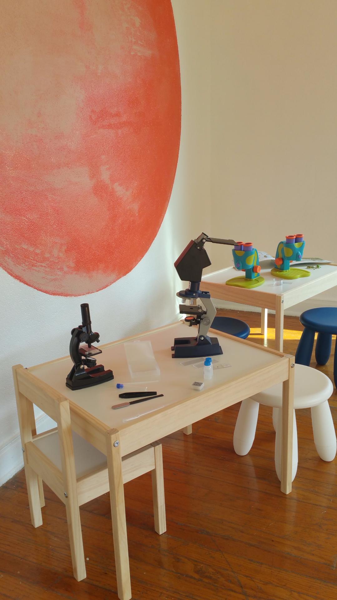 Mars room at Copernicus