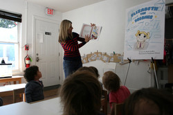 Author Beth Guillot Reads her Book!