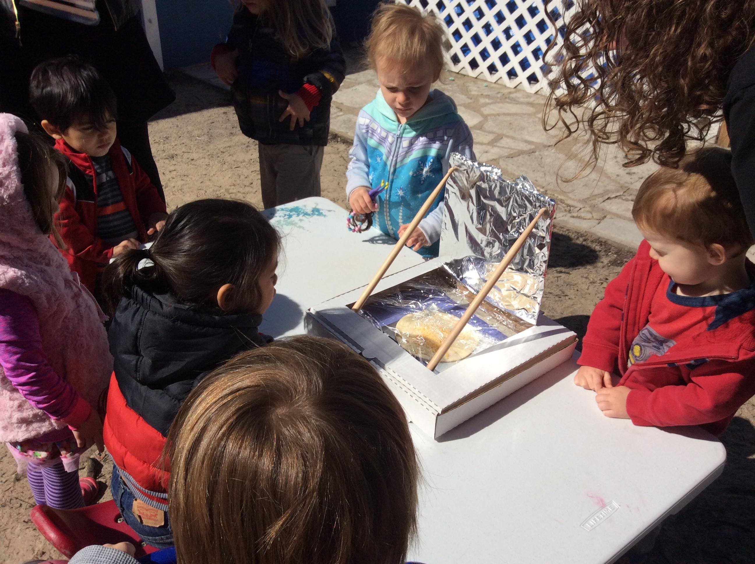 Solar Oven Prototype 2