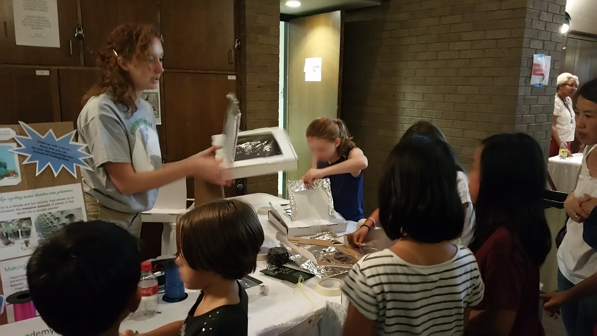 Making Solar Ovens!