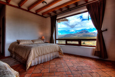 Hotel in Cotopaxi Ecuador