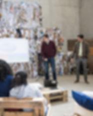 Ateliers participatifs durabilité entreprise