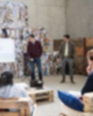 Ateliers participatifs durabilité commune
