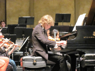 May 17 I will be playing a Bach Concerto with the Culver City Chamber Orchestra