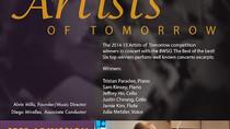Tristan plays Mozart k491 c minor June 7th 3pm (2015)