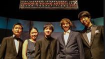 Gina Bachauer Five Finalists