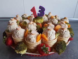 13 urodziny dostojnej Bafetki