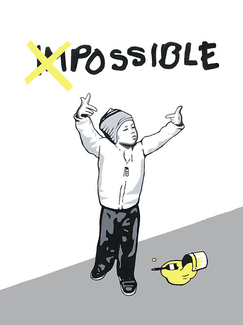 """Impossible """"Yellow"""""""