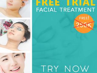 Free Facial! November Gifts khusus di daerah Jakarta!