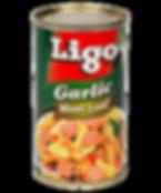 Garlic Meat Loaf