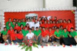 Ligo Employees with their Bosses