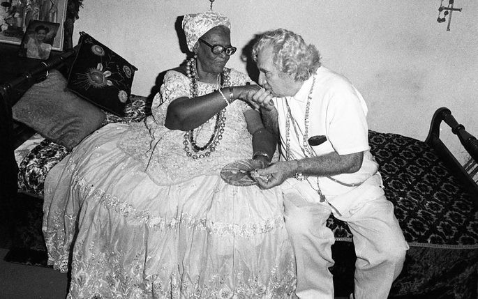 Mãe Menininha do Gantois (1894-1986) - Iyálorixá