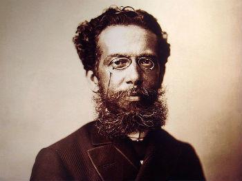 Machado de Assis (1839-1908) - Escritor, Jornalista e Poeta
