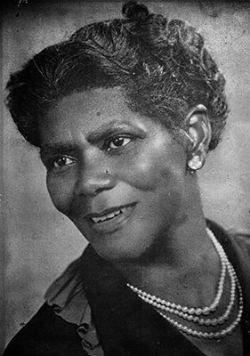 Laudelina de Campos Melo (1904-1991) - Empregada Doméstica e Ativista Política