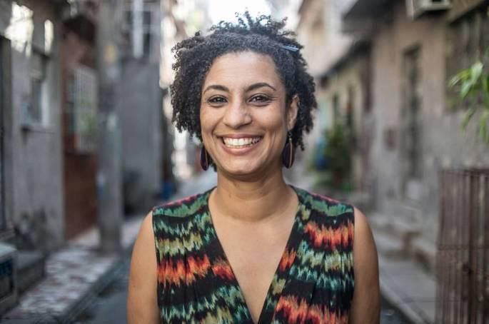 Marielle Franco (1979-2018) - Socióloga, Ativista e Vereadora