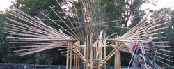 mechanical bamboo tree