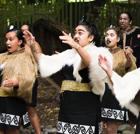 Māori greeting