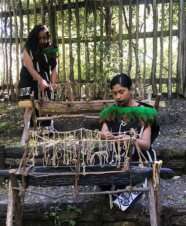 Traditional Māori village