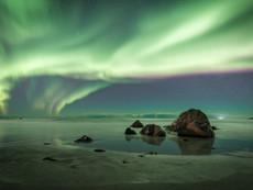 Lofoten Nordlicht