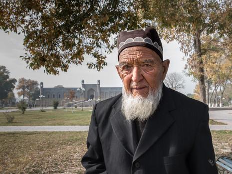 Usbekistan - Palast des Khudáyár Khán - Kokand