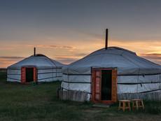 Ger - die Mongolische Jurte