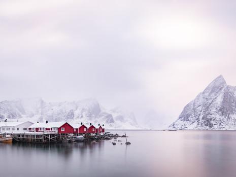 Lofoten - Hamnøy