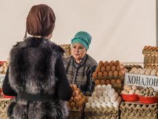 Usbekistan - Tashkent Chorsu Basar