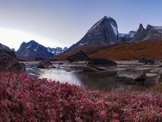 Grönland Morgen