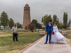 Kirgistan - Hochzeit