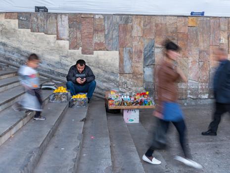 Uzbekistan - Tashkent Basar