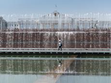 Usbekistan - Tashkent Senat Gebäude