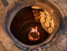 Kirgistan - Brotofen Uzgen