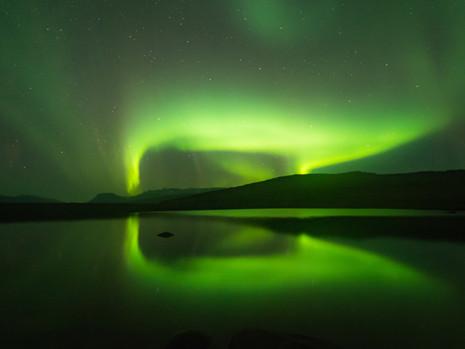 das Nordlicht Rechteck