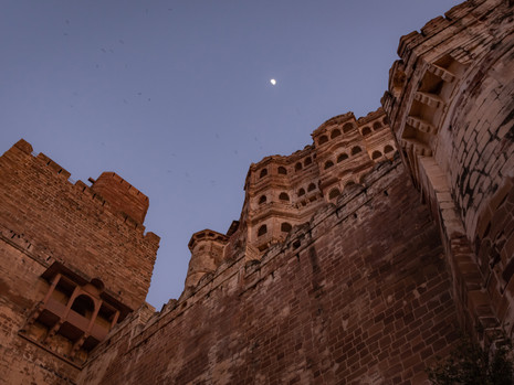 Jodhpur Festung Mehrangarh
