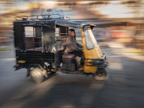 Ranakpur street life