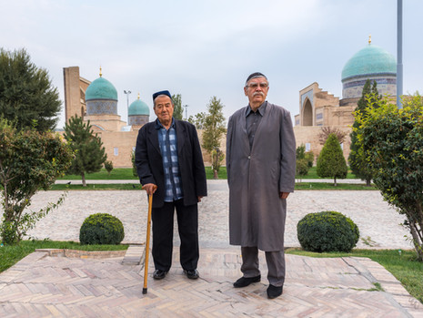 Usbekistan - Tashkent Khazrati Imam Moschee