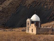 Kirgistan - Friedhof
