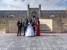 Usbekistan - Kokand Palace of Khudáyár Khán Hochzeit