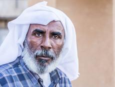 Belutsche, Begegnung in  Yazd