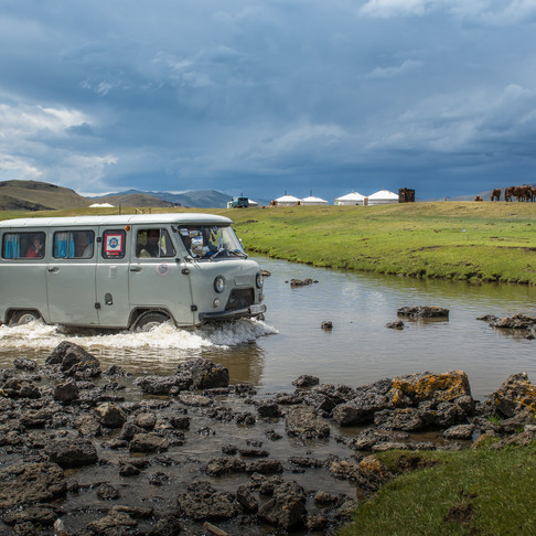 mongolia - arrival, yurts and throat singing