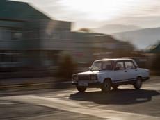 Kirgistan - Auto