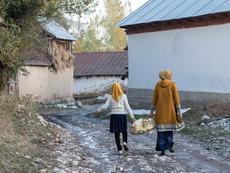 Kirgistan - Arslanbob
